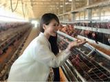画像: 里井真由美『⑥都城市「河中農場(鶏舎)」訪問と、「味処 おいし家」でオムライス・卵かけごはん〜』