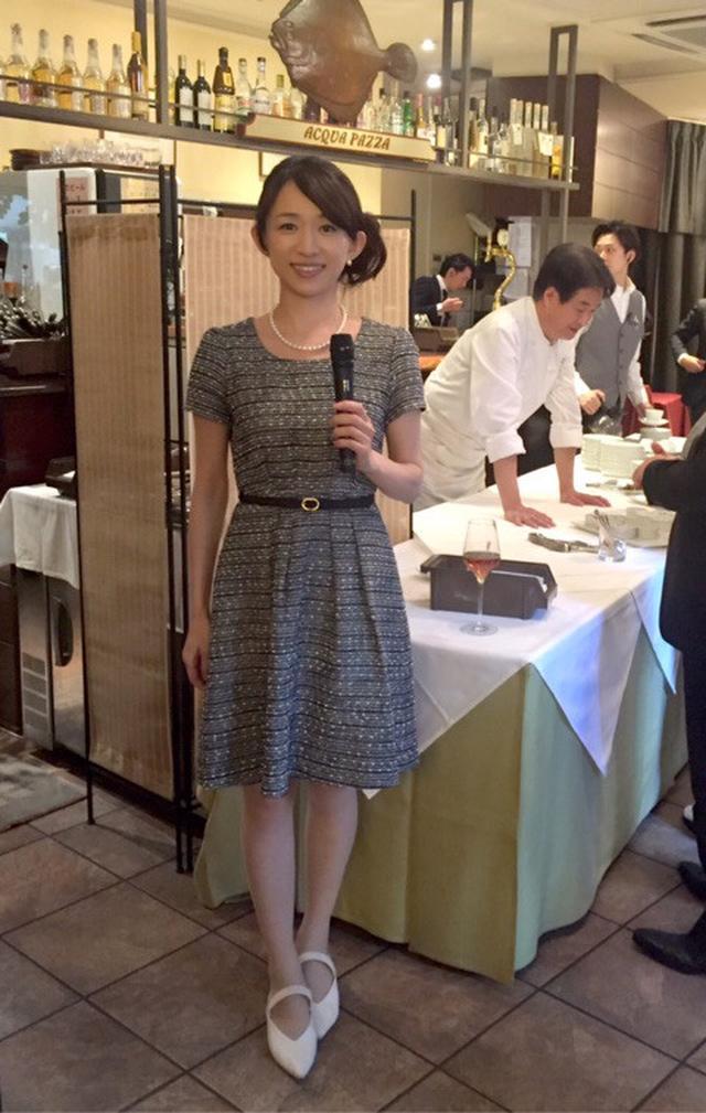 画像: 旭食品創業120周年記念祝賀会 司会
