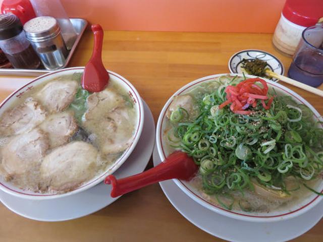 画像: 【福岡】かなり好きなやつ!焼豚煮玉子ラーメン♪@七福亭