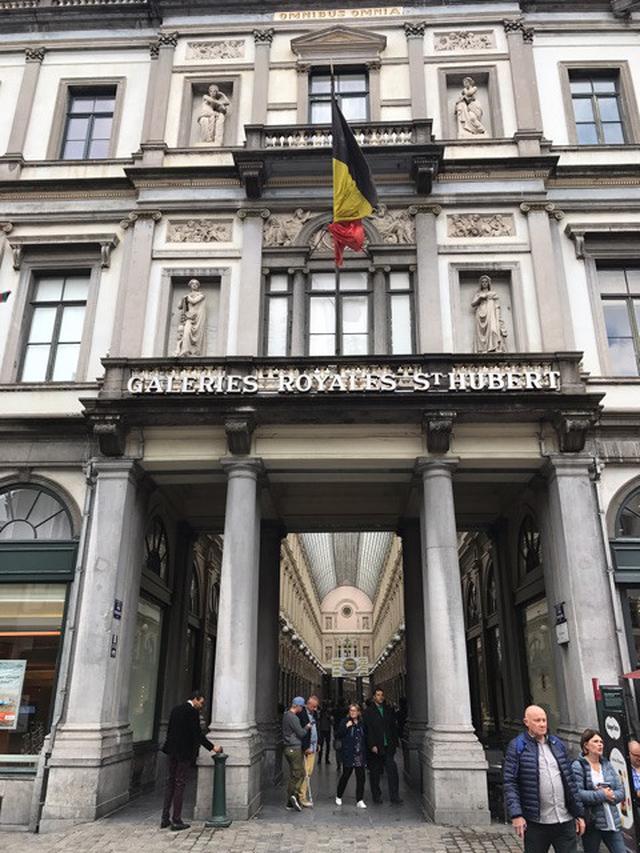 画像: 6最終回 ベルギー・ブリュッセル4泊6日で、私が食べた・行った・した事7つ