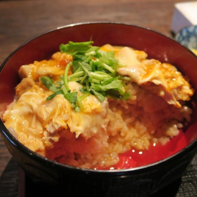 画像: 地鶏割烹 稲垣(麻布十番/親子丼)