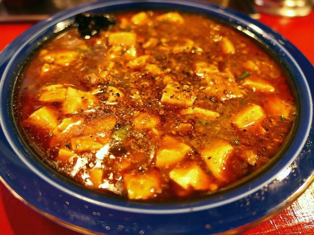 画像: 地元で人気の町中華の四川麻婆豆腐は癖になる味わいです! 北区同心 「熊飯店」