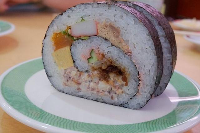 画像: 【福岡】サラダ系軍艦が美味しい!地元の超人気回転寿司店♪@太郎すし 春日店