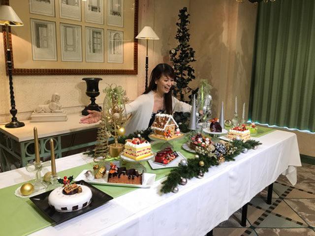 画像: 新作も予約開始しています〜「 ロイヤルパーク ホテル」の クリスマスケーキ2017