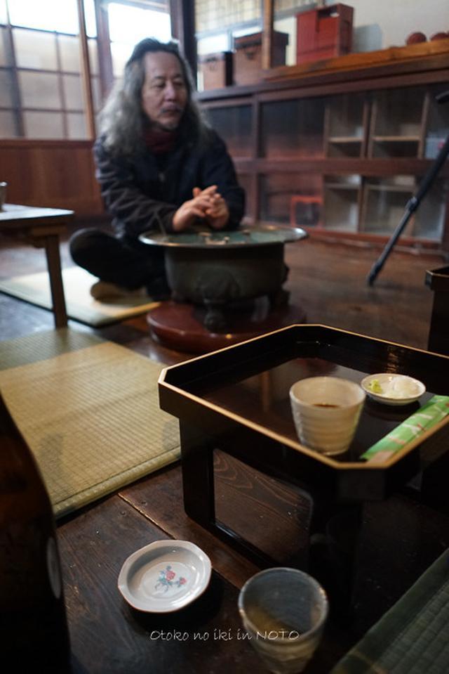 画像: そばきり仁 (能登)庄屋の屋敷と輪島塗と蕎麦