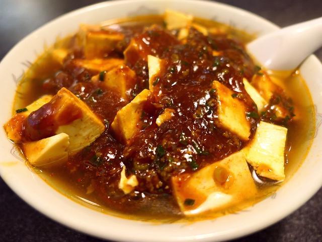 画像: 大繁盛している町中華の麻婆ラーメンはちょっと甘くて癖になる美味しさでした! 北区大淀中 「中国料理 白鳳」