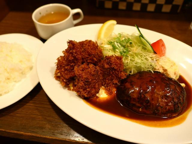 画像: 大人気洋食店でカキフライが始まりました! 大阪駅前第2ビル 「グリル北斗星」
