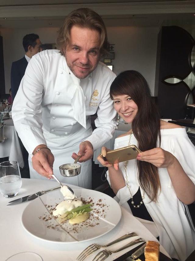 画像: 3日間限定の日仏饗宴!「パリ リッツ」と「パレスホテル東京」料理画像