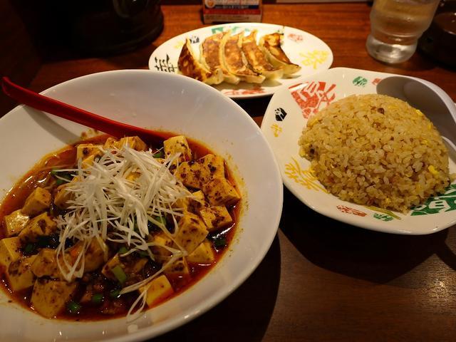 画像: 本格的な四川系の味わいの麻婆麺の美味しさに感動しました! 尼崎市 「中華五苑 尼崎店」