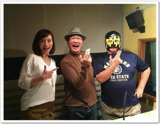 画像: カレーですよラジオ出演(エフエム世田谷 ⭐Setagaya美容冒険Club⭐)ラジオでおしゃべり。