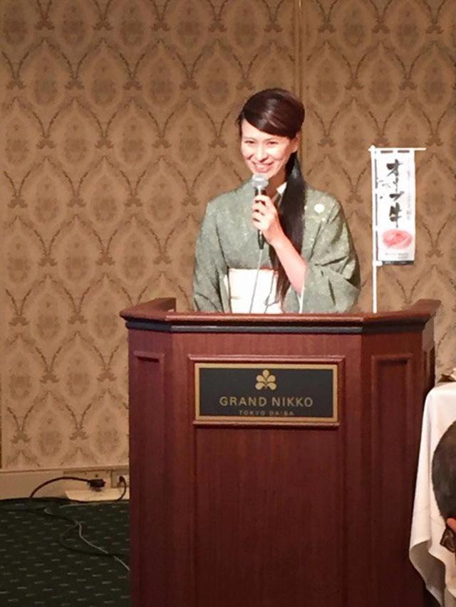 画像: 講演など 「食肉トレンドの動向について」と「香川県産 オリーブ牛」