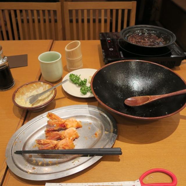 画像: 海老どて食堂(愛知県・名古屋/超ジャンボ海老フライ)