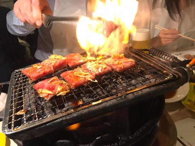 画像: 里井真由美『「巨牛荘」で 焼肉・プルコギ〜 焼きうどんは東京モーターショー「グルメキングダム」に出展!』