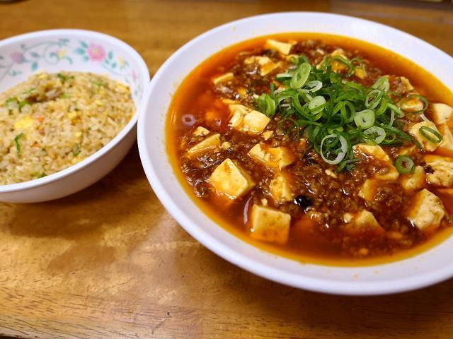 画像: 天六の旨い!安い!早い!名物中華の麻婆ラーメンは想像をはるかに超える美味しさでした! 天六 「中華食堂 十八番」