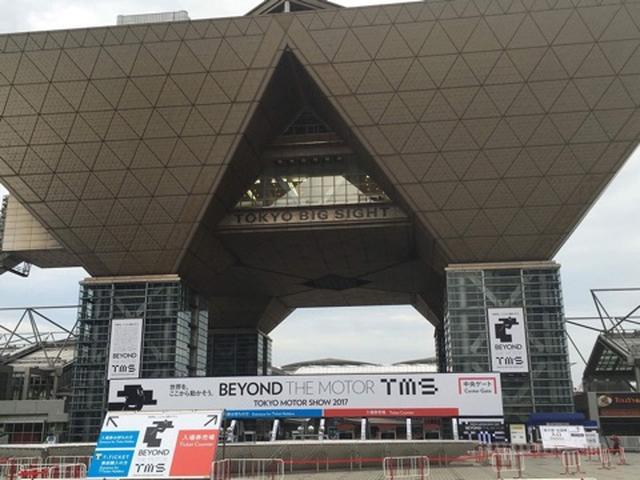 画像: 里井真由美『東京モーターショー「グルメキングダム」私は「とらふぐ亭 ふぐうどん」オススメ!食べあるキング』