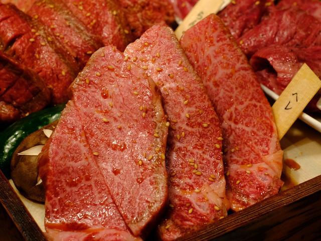 画像: 「浜松町 焼肉くにもと新店で夜の焼き肉」