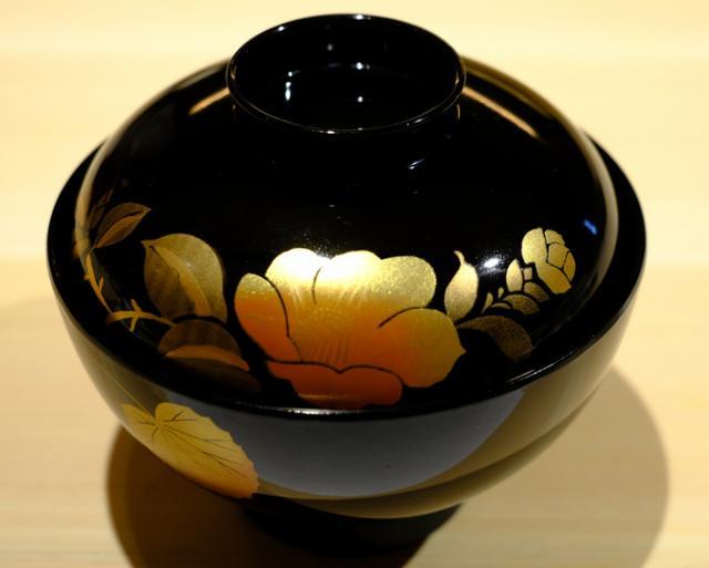 画像: 「六本木芋洗坂 話題の新店Terra(テラ)で冷たいキャビアのおそば、黄金の卵を食べてきた