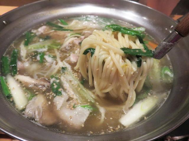 画像: 【福岡】元力士が作る塩ちゃんこ鍋&美味しい一品料理♪@とも喜
