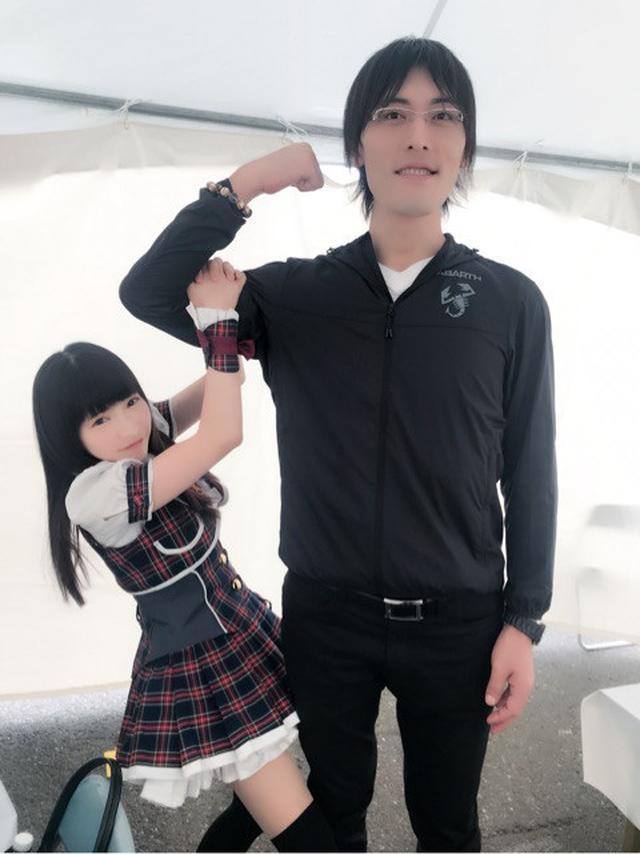 画像: 激辛対決〜〜!!