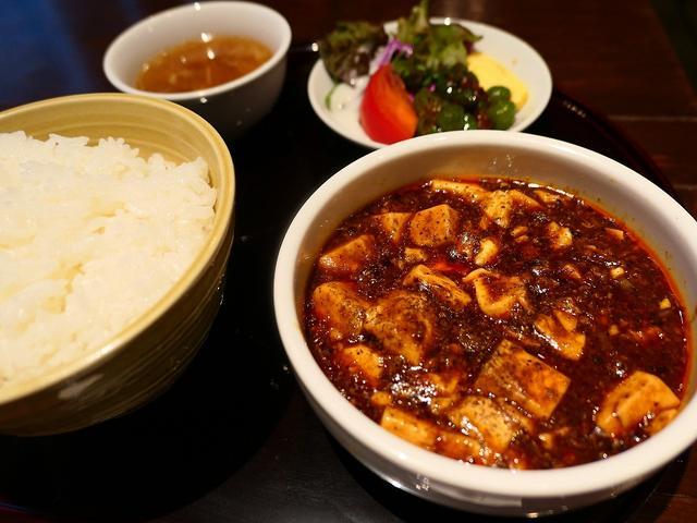 画像: 有名ホテル出身シェフによる高級感溢れる癖になる味わいの麻婆豆腐! 中津 「迦羅求羅(カラグラ)」