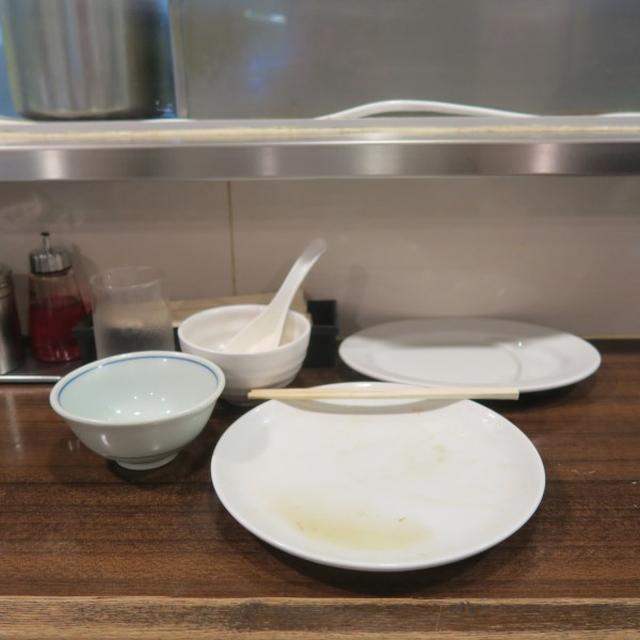画像: 龍味(横浜/焼きそば・餃子)