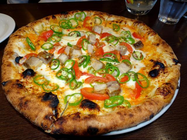 画像: 山口の食材を活かした本格派のナポリピッツァ「ベルジョーコ」