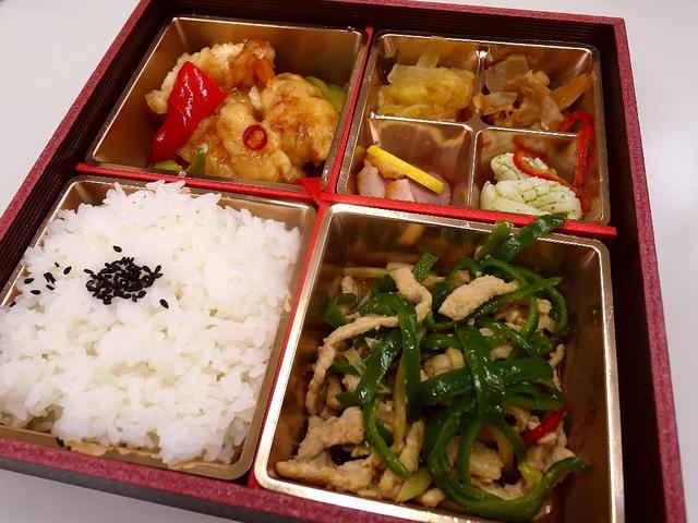 画像: 老舗中華料理店のデリバリー弁当は高級感溢れる味わいで満足感が高いです! 心斎橋 「大成閣」