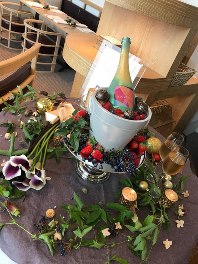 画像: ホテルスイーツvol.82 クリスマスケーキ2017♡アンダーズ東京