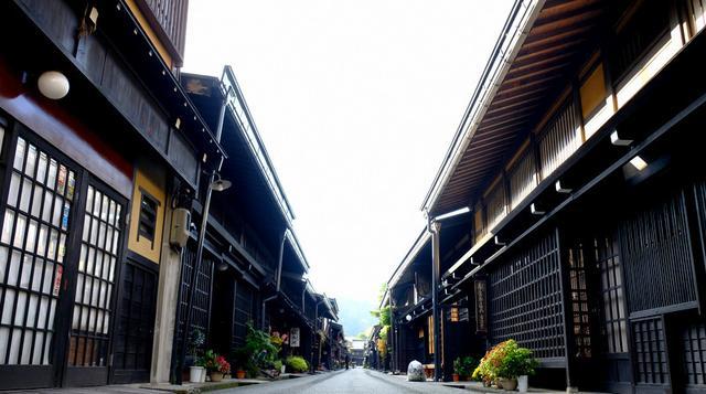 画像: 「飛騨高山 宮川朝市 日本一大きな市町村(面積)はおもてなしも日本一」