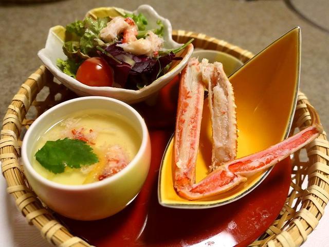 画像: お昼から美味しいカニがお手軽な価格でいただけて使い勝手もとても良かったです! 江坂 「かに道楽 江坂店」