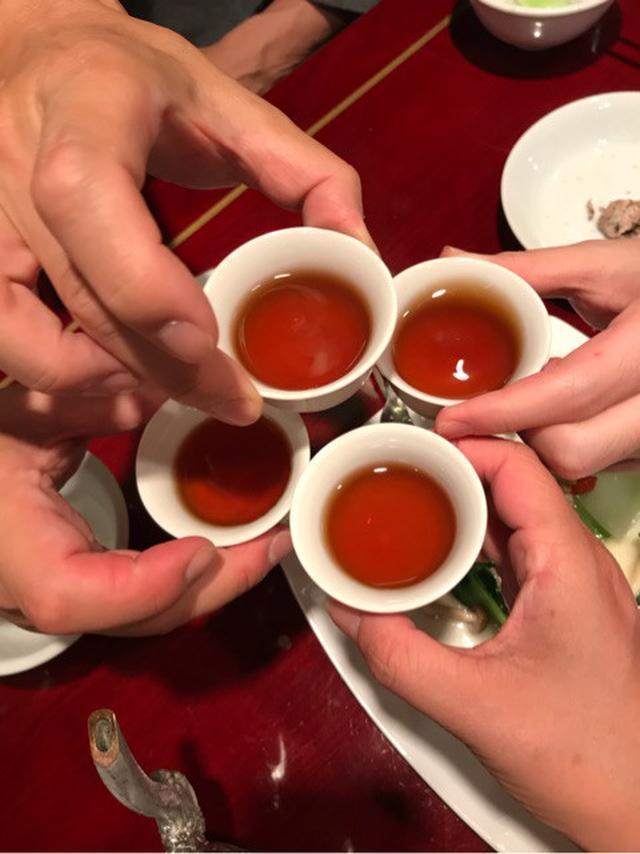 画像: 中華楼でベジタリアン(素食)料理フルコース〜!日本健康素食アカデミー協会