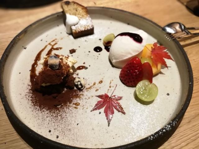画像: 滋賀県の味フルコース、日本橋「滋乃味(じのみ)」