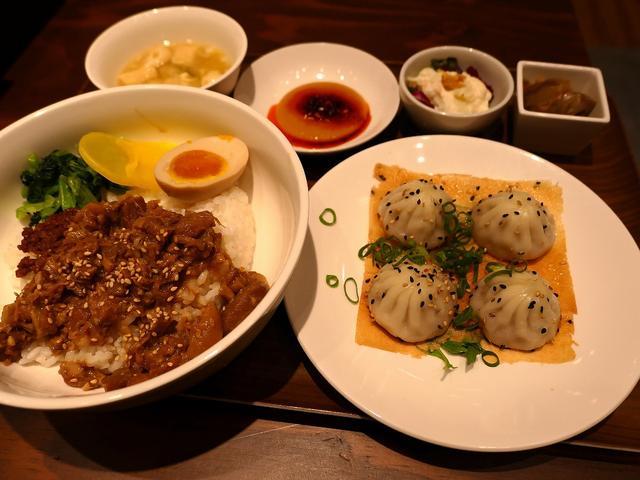 画像: 本格的な台湾の味わいが楽しめる羽根つき焼小籠包と魯肉飯のお値打ちランチセット! ルクア大阪 「羽根つき焼小籠包 鼎's(ディンズ) ルクア大阪店」