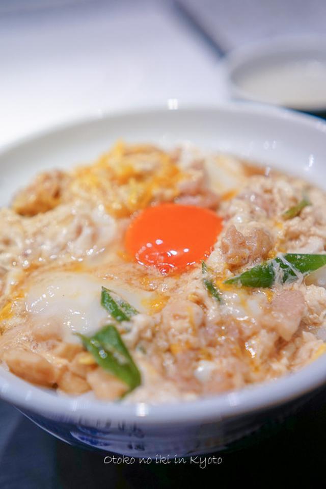 画像: とり伊 (京都)絶品の親子丼と鳥料理