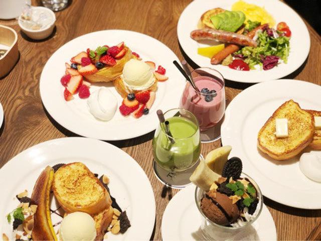 画像: 二子玉川でフレンチトースト食べるなら「TOASTY'S」!!︎ 玉川高島屋南館4階