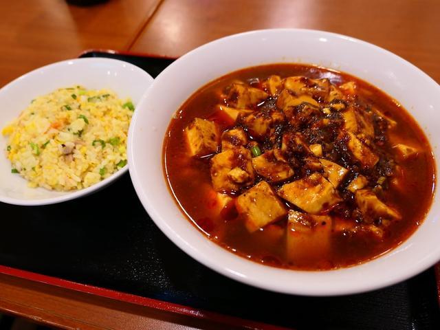 画像: 近所の常連さんで溢れかえる大人気中華料理店の麻婆麺は絶品でした! 中央区材木町 「龍華軒」