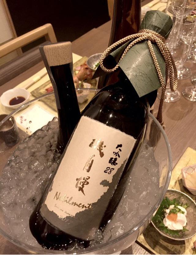 画像: 忘年会で日本酒セレクト