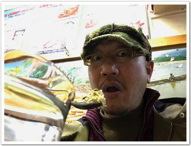 画像: カレーですよ4370(錦糸町 アジアカレーハウス)飲んだ〆のバングラカレー。