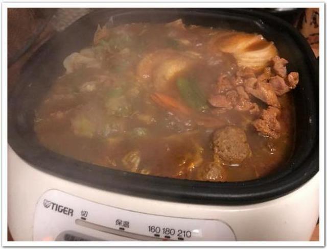 画像: カレーですよ4374(ターリー屋 インドカレー鍋)本日のマツコの知らない世界で紹介されたあのカレー鍋がこれ。