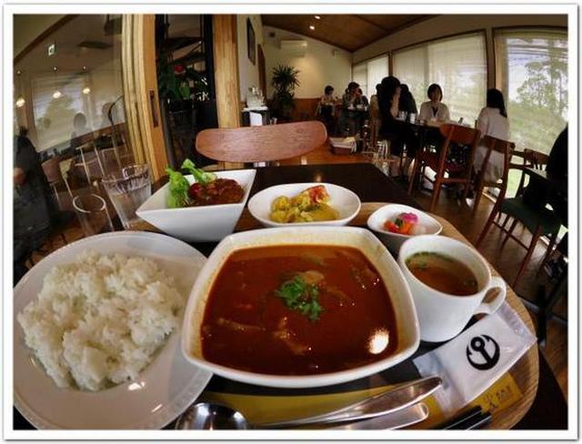 画像: カレーですよ4375(気仙沼 気仙沼 アンカーコーヒー マザーポート店)コーヒー&カレー。