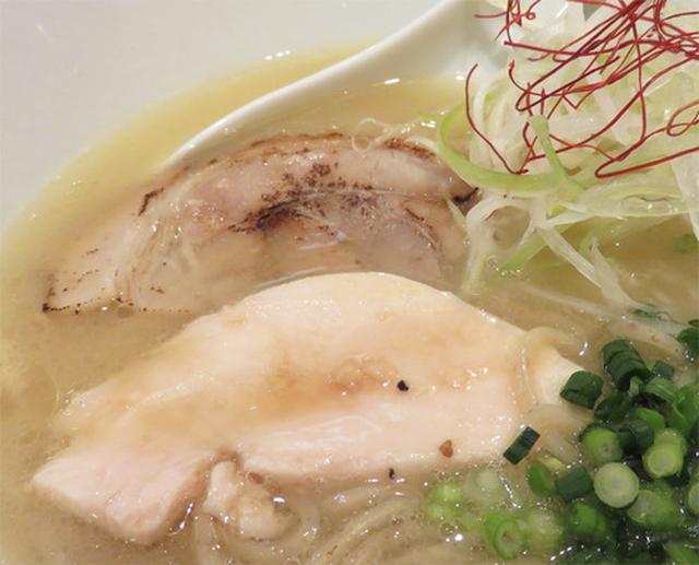 画像: 【福岡】濃厚鶏白湯&濃厚清湯醤油ラーメン♪@双鶏