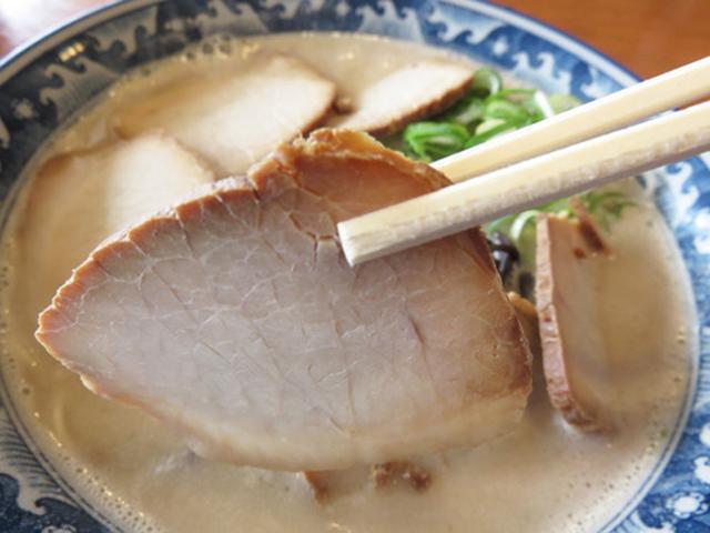 画像: 【福岡】きめ細やかな濃厚クリーミー豚骨♪@博多ラーメン げんこつ