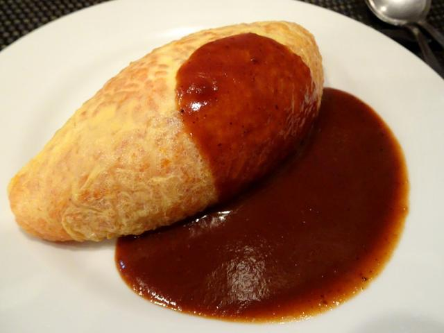画像: <神戸洋食>グリル末松のオムライス