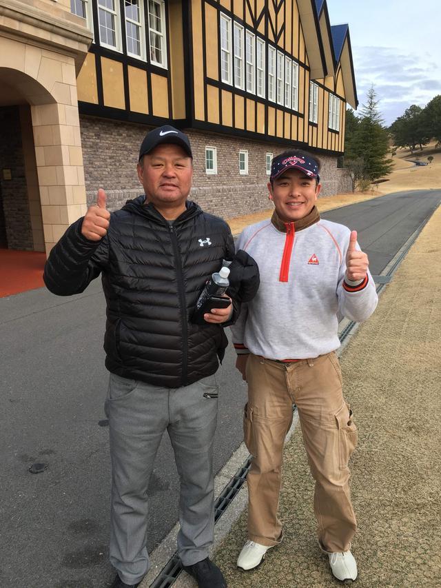 画像: 真冬のプレーでも、元プロ野球選手と最初から最後まで笑いまくりながらのゴルフは熱くて楽しすぎました! 兵庫県 「太平洋クラブ 六甲コース」