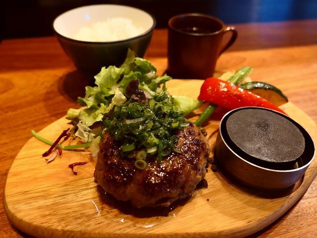画像: こだわりの九州産黒毛和牛100%ハンバーグは感動の美味しさです! 北区中崎西 「梅田肉料理きゅうろく」