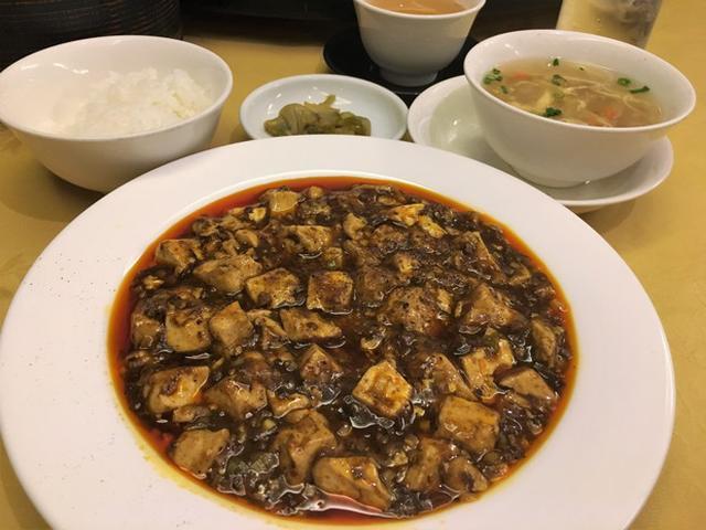 画像: 麻婆豆腐もあるよ~!赤坂四川飯店