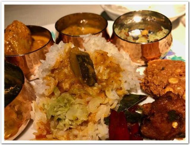 画像: カレーですよ4382(銀座 バンゲラズキッチン)驚きのマンガロール料理専門店。
