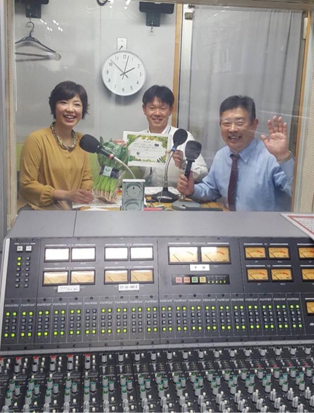 画像: JAプレゼンツとれたて旬ラジオ!ラジオ日本で明日からはじまります。夕方17:35聞いてね♪