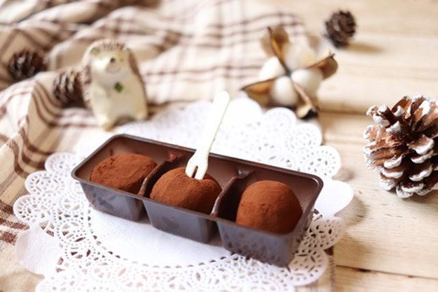 画像: チョコ祭り!セブンイレブン・生ちょこもち