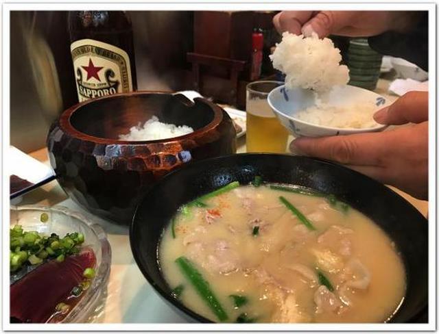画像: カレーなしよ高知出張(香川高松瓦町 しるの店 おふくろ)白飯と味噌汁がなけりゃ始まらない。